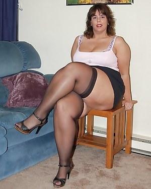 Fat MILF Porn Pictures